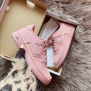 Nike Air force 1 lv8 sneakers pink sage